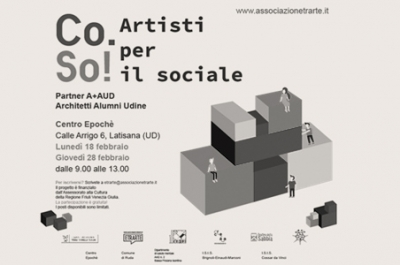 Co.so! Artisti per il sociale